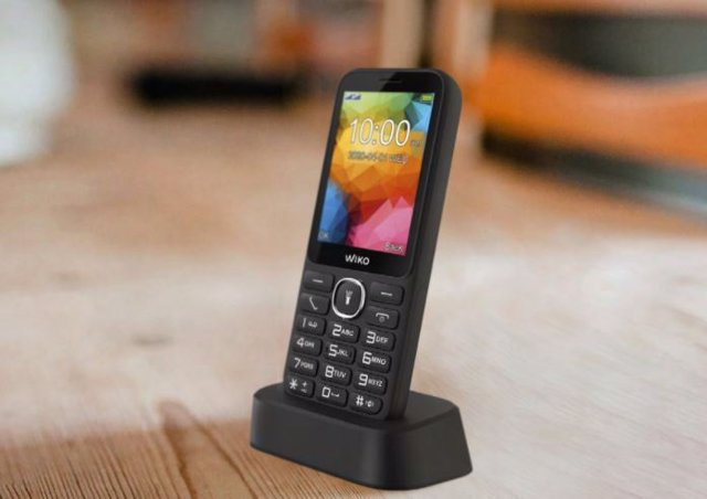 Wiko anuncia su móvil F200 con un botón de acceso rápido para emergencias y una