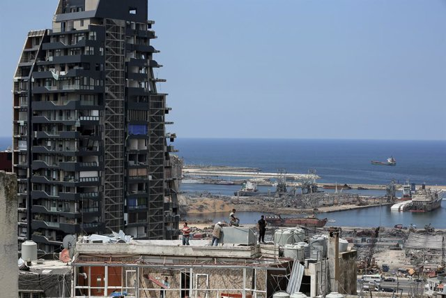 Líbano.- Líbano recibe el informe del FBI sobre las explosiones del 4 de agosto