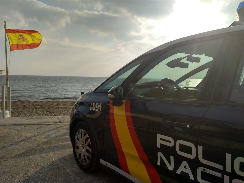 La Policía Nacional investiga una agresión con arma de fuego a un hombre en Estepona (Málaga) 3