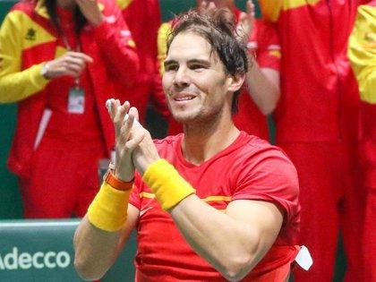 Rafa Nadal, Gran Cruz al Mérito Deportivo tras su legendaria victoria en  Roland Garros