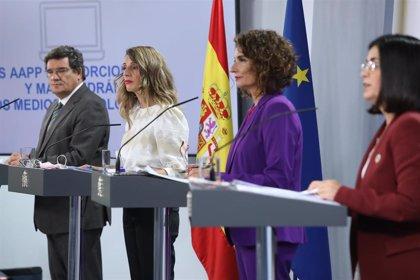 El FMI estima que España no reducirá el paro durante 2021