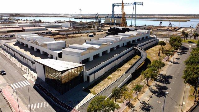 Huelva.- Puertos.- Finalizan las obras de la Ciudad del Marisco con una inversió