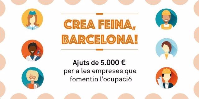 Barcelona ofereix 5.000 euros a empreses per cada nou contracte d'un mínim de 6 mesos