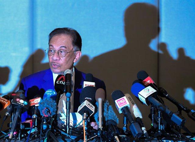Malasia.- La Casa Real niega que el opositor Anwar Ibrahim tenga una mayoría suf