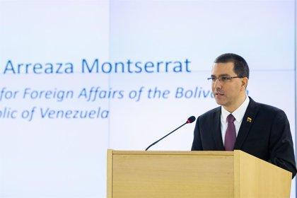 """Venezuela.- El ministro de Exteriores venezolano ve """"nostalgia colonialista"""" en las dudas de España sobre las elecciones"""