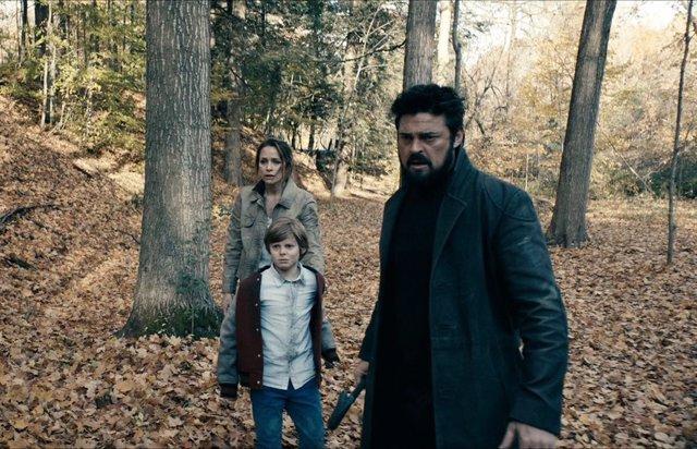Imagen del final de la 2ª temporada de The Boys