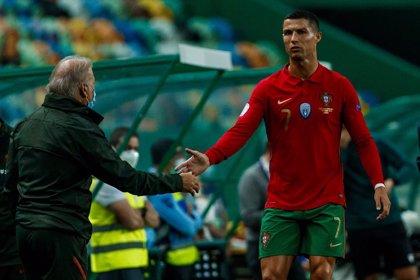 Cristiano Ronaldo da positivo por COVID y abandona la concentración de Portugal
