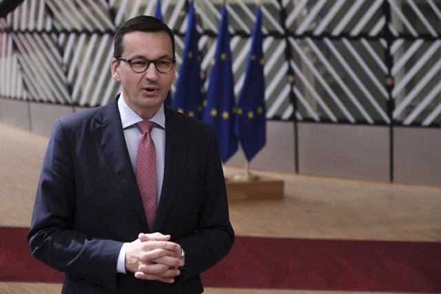 Coronavirus.- El primer ministro de Polonia, confinado tras tener contacto con u