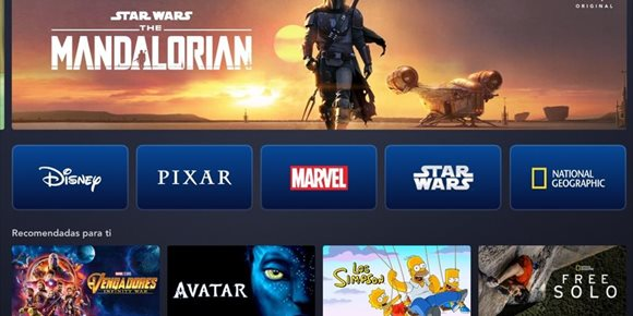 2. El streaming será la prioridad de Disney