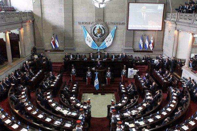 Guatemala.- Los magistrados del Supremo de Guatemala ratifican la continuidad de