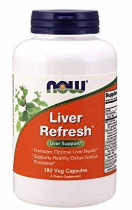 Imagen del producto LIVER REFRESH cápsulas