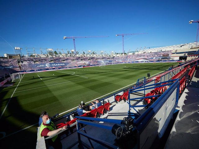 Fútbol.- Osasuna celebra el año de su centenario con récord histórico de socios