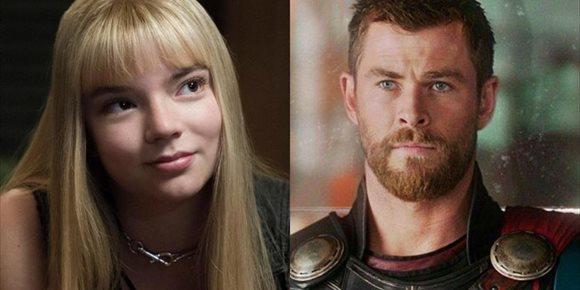 1. Anya Taylor-Joy y Chris Hemsworth protagonizarán Furiosa, el spin-off de Mad Max de George Miller