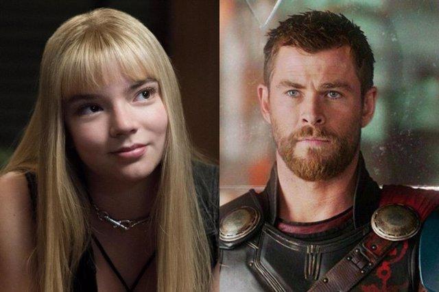 Anya Taylor-Joy y Chris Hemsworth protagonizarán Furiosa, el spin-off de Mad Max de George Miller