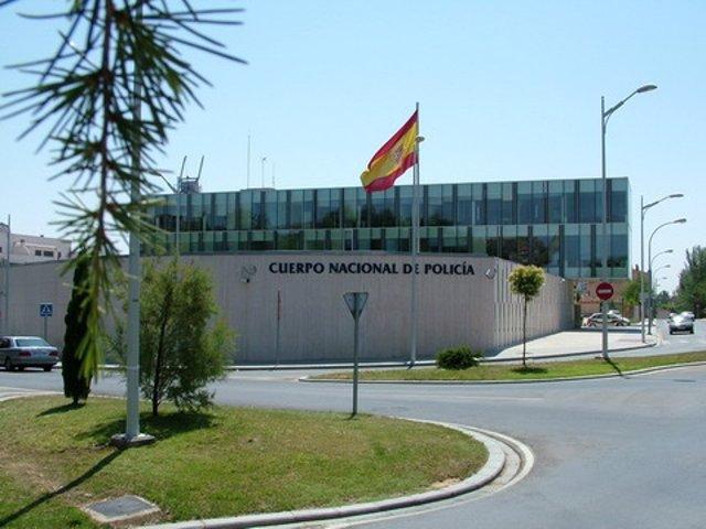 Comisaría de Policía Nacional  de Albacete
