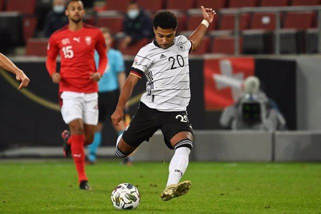 Fútbol/Liga Naciones.- Alemania empata con Suiza (3-3) y minimiza la derrota de