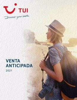 Catálogo TUI Venta Anticipada 2021