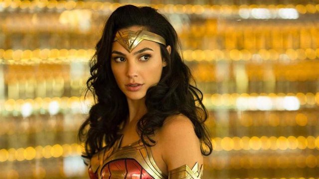 Gal Gadot en Wonder Woman 1984