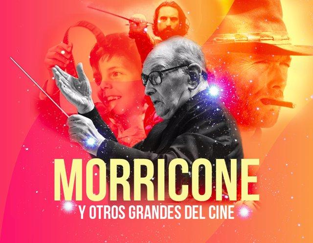 Conciertos Excelentia arranca el jueves en el Auditorio Nacional con el 'Homenaje a Morricone y otros grandes del cine'