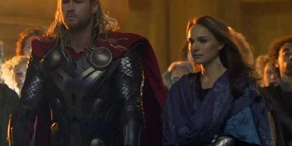 4. El rodaje de Thor: Love and Thunder con Chris Hemsworth y Natalie Portman comenzará a principios de 2021