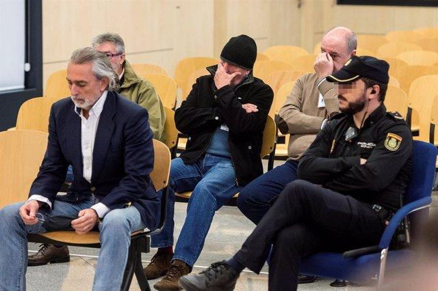 El líder de la trama Gürtel, Francisco Correa, se sienta de nuevo en el banquillo de los acusados de la Audiencia Nacional, esta vez por los supuestos amaños en contratos de Aena para adjudicarlos a sus empresas.