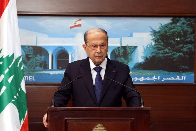 AMP.- Líbano/Israel.- Líbano e Israel concluyen sus primeros contactos indirecto