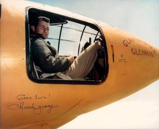 Se cumplen 73 años del primer vuelo supersónico