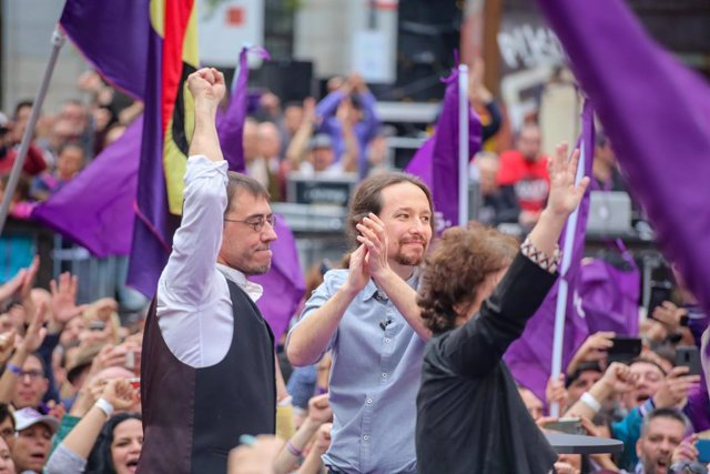 """Sánchez """"desconoce"""" la relación de Podemos con Neurona y consultoras latinoameri"""