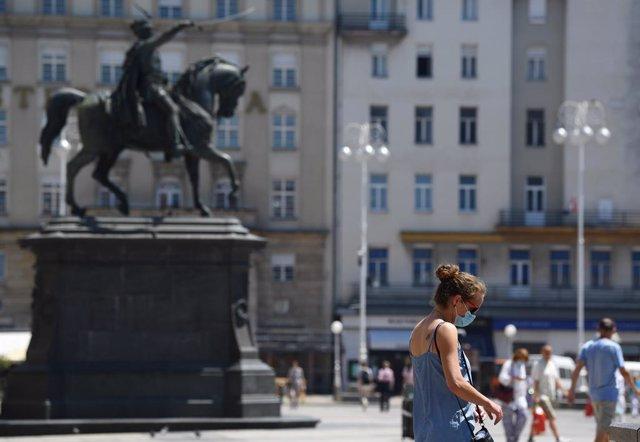 Coronavirus.- Croacia bate récord con 748 casos nuevos de coronavirus en las últ