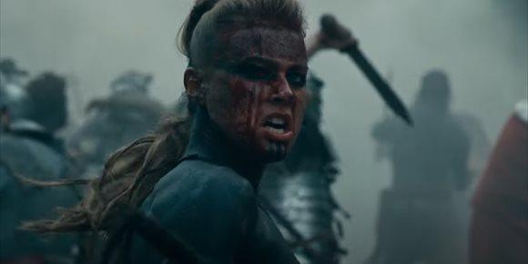 3. Las tribus contra el Imperio en el brutal tráiler de Bárbaros, la épica serie de Netflix