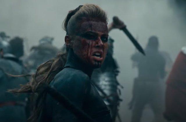 Tráiler de Bárbaros, nueva serie histórica de Netflix
