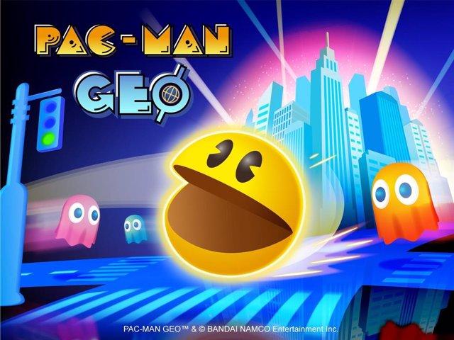 Llega Pac-Man Geo, el videojuego que lleva el 'comecocos' a los mapas de ciudade