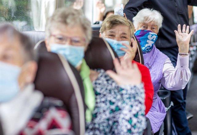 Coronavirus.- Alemania establecerá una cuarentena obligatoria para viajeros proc