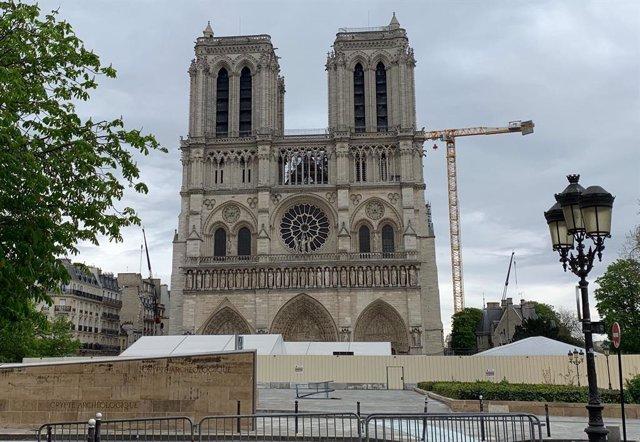 Francia.- Condenado a 28 años de cárcel por atacar a un policía frente a Notre D