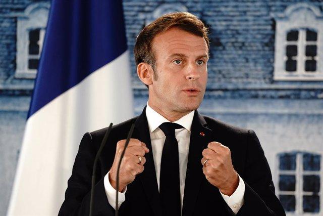 VÍDEO: Francia restablecerá este sábado el estado de emergencia sanitaria debido
