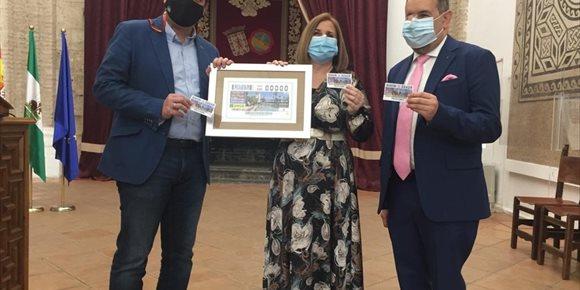 2. La ONCE dedicará su cupón del 19 de octubre al Alcázar de los Reyes Cristianos de Córdoba