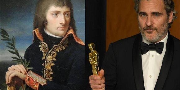 2. Joaquin Phoenix será Napoléon en la nueva película de Ridley Scott