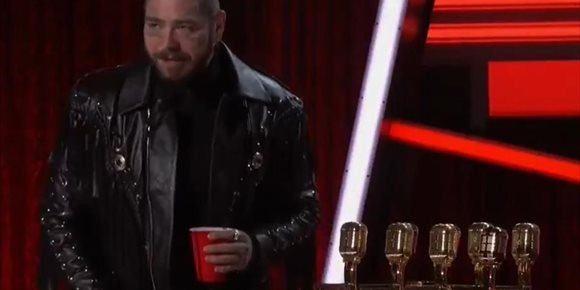 1. Post Malone arrasa en los Billboard Music Awards que también premian a Billie Eilish y Bad Bunny