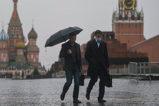 Coronavirus.- Rusia supera el récord de decesos por coronavirus con 286 muertos