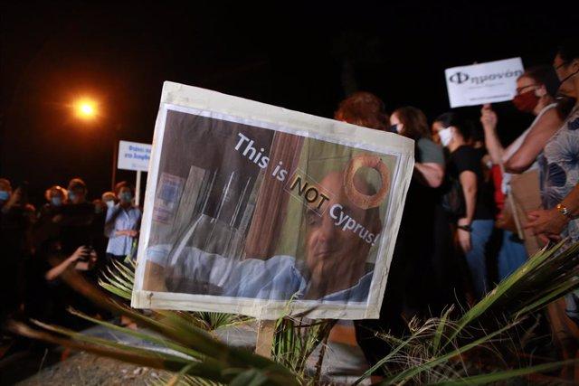 Chipre.- El presidente del Parlamento de Chipre dimite tras el escándalo sobre l