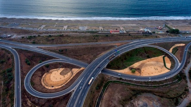 Economía/Empresas.- Globalvia lanza una nueva aplicación de pagos para autopista