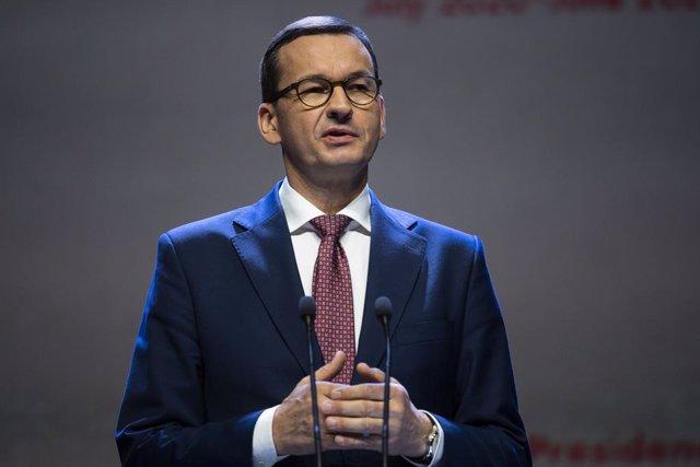 Cumbre UE.- El primer ministro de Polonia no asistirá a la cumbre de la UE porqu