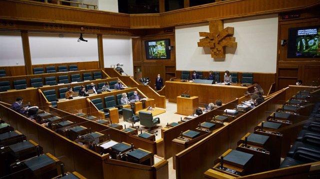 El Parlament basc (Arxiu)