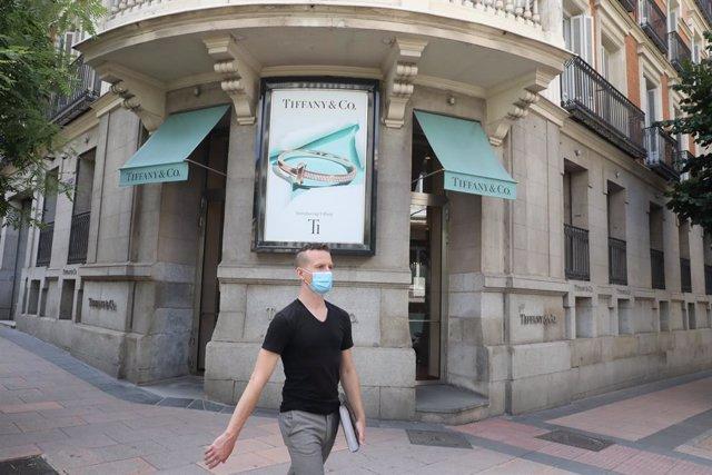 EEUU.- Tiffany destaca la evolución positiva de sus ventas pese a la caída del t