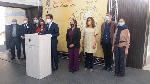 Granada.- AV.- Yolanda Pantin, XVII Premio Internacional Federico García Lorca-C
