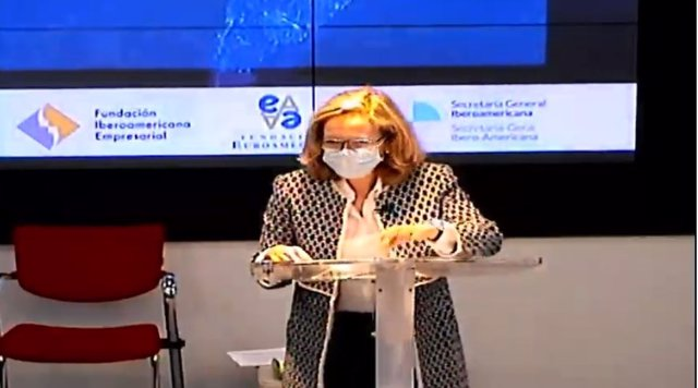 Iberoam.- España apoyará a los países latinoamericanos en la recuperación y refo