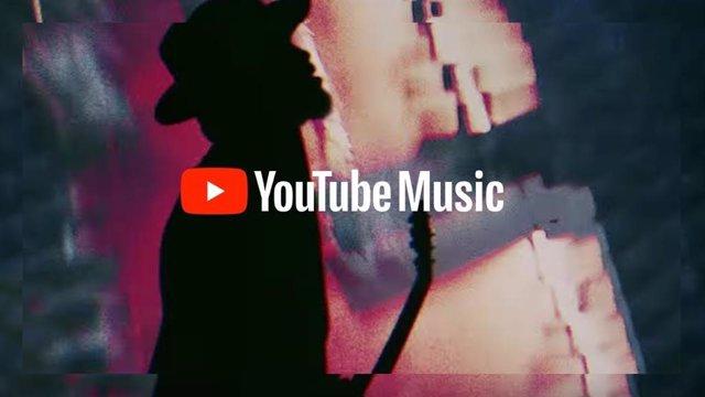 La versión gratuita de YouTube Music permite descargar listas con música cargada