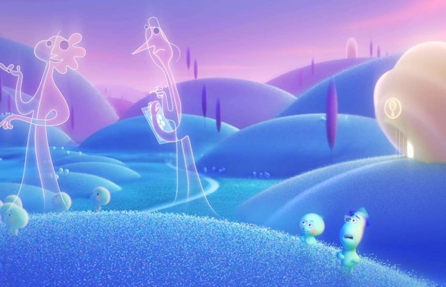 Soul, lo nuevo de Pixar