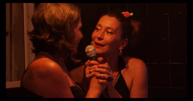 Espectacle 'Cabaret Punk', de Maria Stoyanova per a l'Escena Poblenou, a 15 d'octubre de 2020. (Horitzontal)