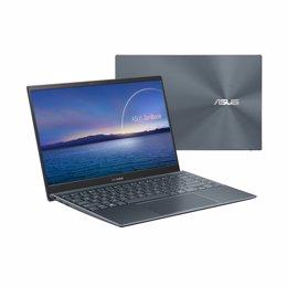 Asus dota a su nuevo portátil ZenBook 14 de procesadores Intel Core de 11ª gener